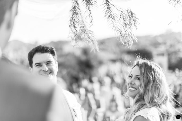 alegria nas fotos de casamento